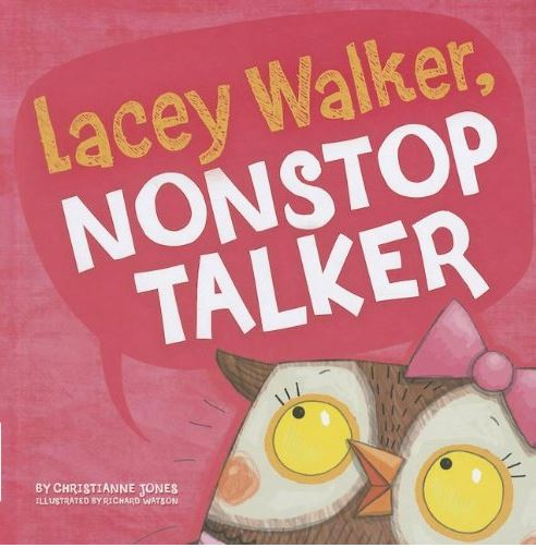 Lacey-walker-nonstop-talker