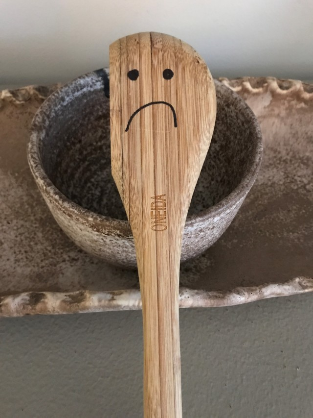 sad spoon